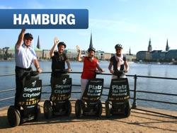 Segway Citytour Hamburg