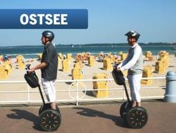 Segway Citytour Ostsee