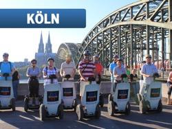 Segway Citytour Köln