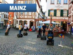 Segway Citytour Mainz